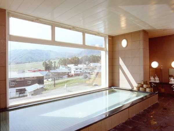 リゾートインマリオンシナノ・温泉展望風呂